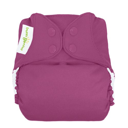 bumGenius Freetime All-in-One One-Size Snap Closure Cloth Diaper (Dazzle)